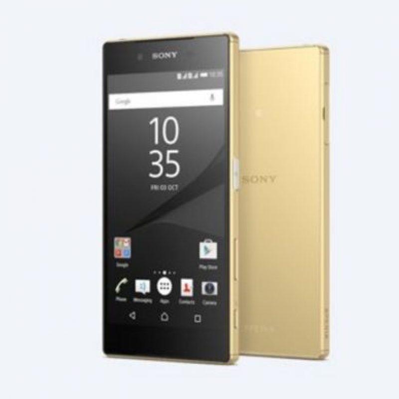 6. Sony Xperia Z5. Foto:Sony