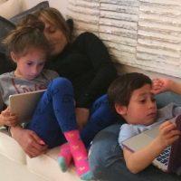 Mientras que otros señalan que Emme seguirá los pasos de su madre. Foto:vía instagram.com/jlo