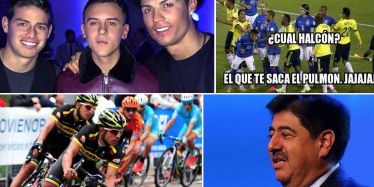 Los escándalos del deporte colombiano en 2015