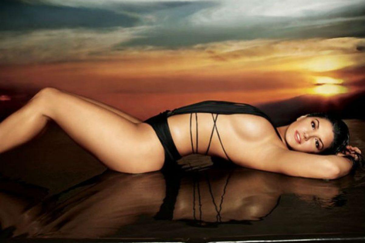 Ella es Gina Carano Foto:Vía instagram.com/ginajcarano