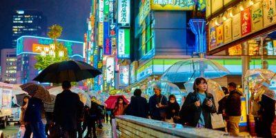 3. Tokio, Japón. Foto:Vía flickr