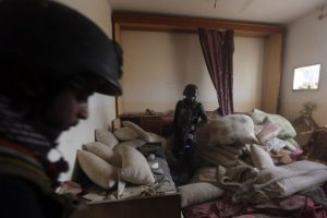 O en hoteles de lujo Foto:AFP