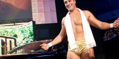 Debutó en la función de SmackDown de agosto de 2010 Foto:WWE