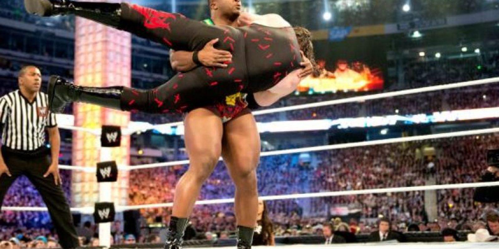 Debutó en Wrestlemania 29 Foto:WWE