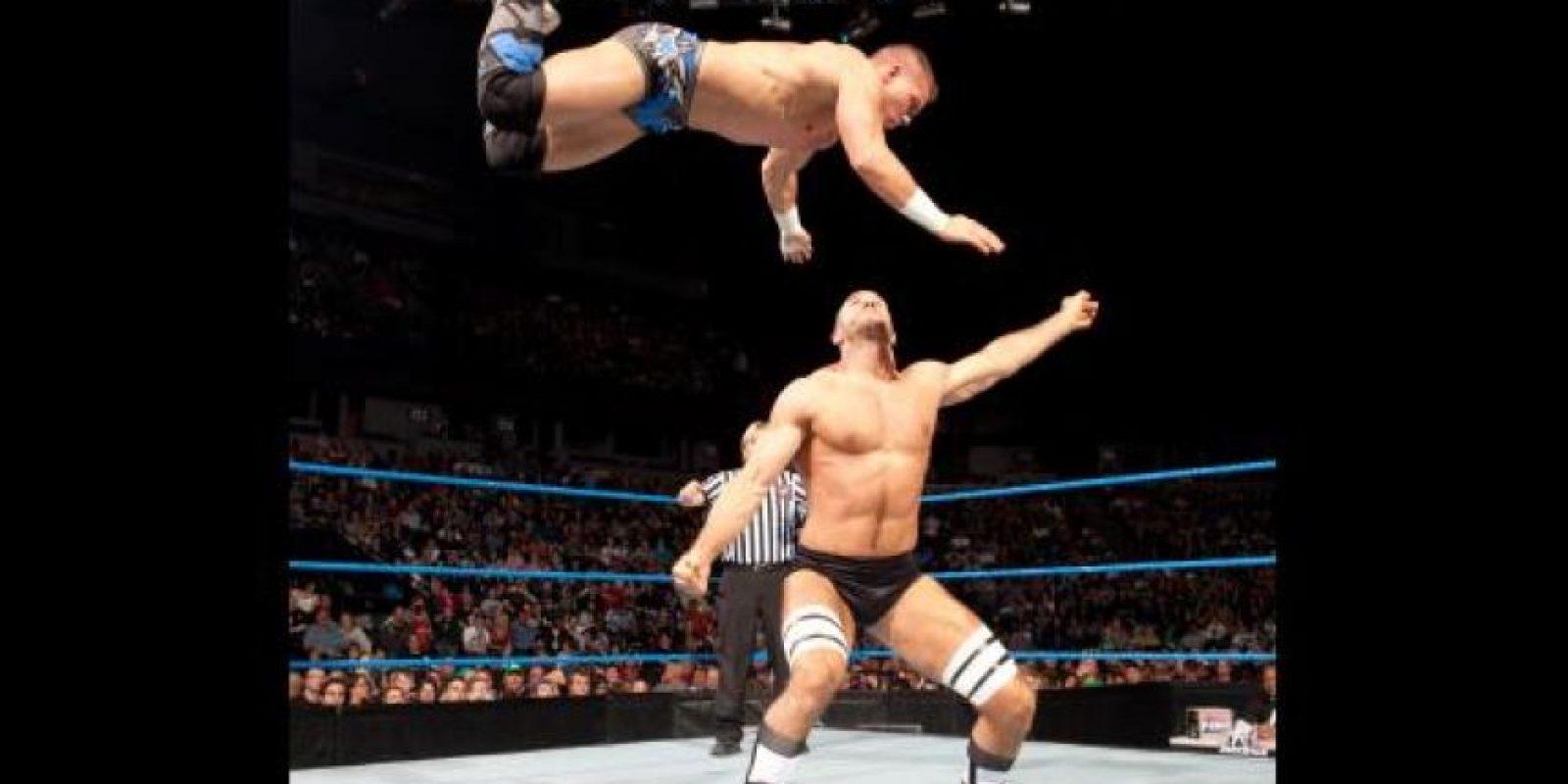 Cesaro Foto:WWE
