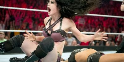 Apareció el 7 de abril de 2014 Foto:WWE