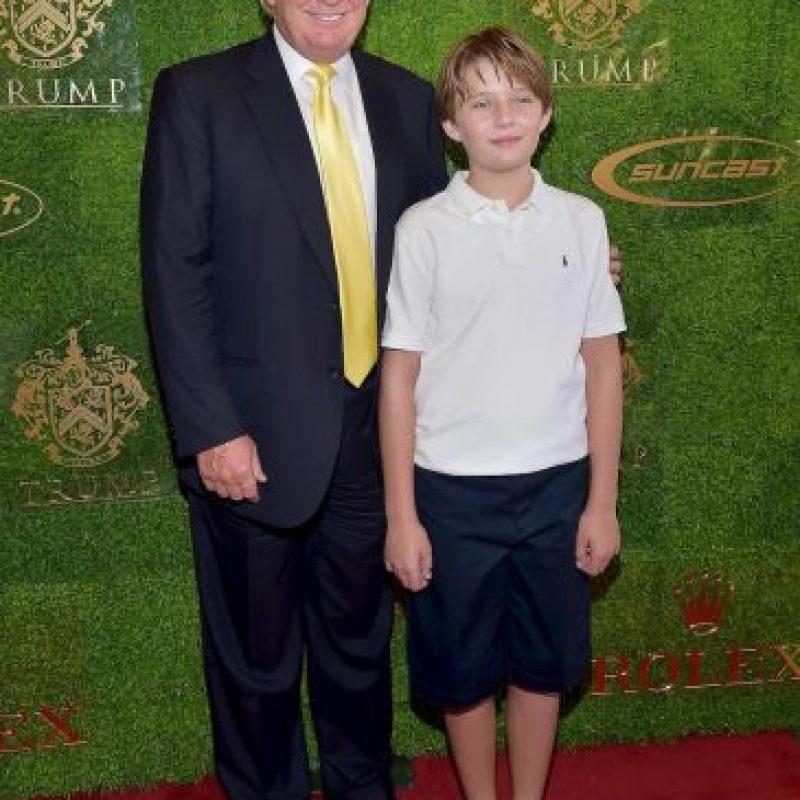 Barron Trump Foto:Getty Image