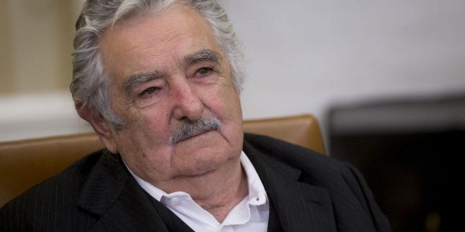 Actualmente es senador de la República de Uruguay. Foto:Getty Images