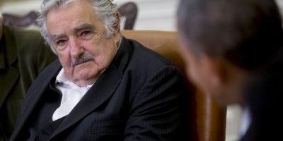 José Alberto Mujica Cordano conocido como Pepe Mujica, es un político uruguayo. Foto:Getty Images