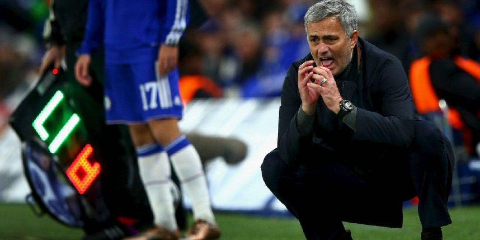 6. José Mourinho y el Chelsea Foto:Getty Images