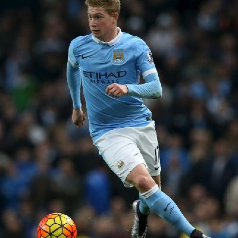 Kevin de Bruyne (Bélgica, Manchester City)