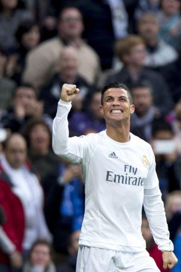 Delanteros: Cristiano Ronaldo (Real Madrid) Foto:Getty Images