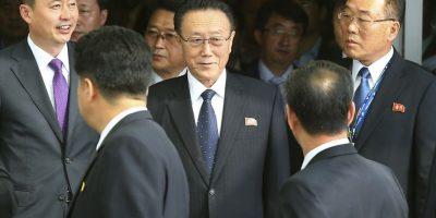 Era el principal negociador con Corea del Sur Foto:AP