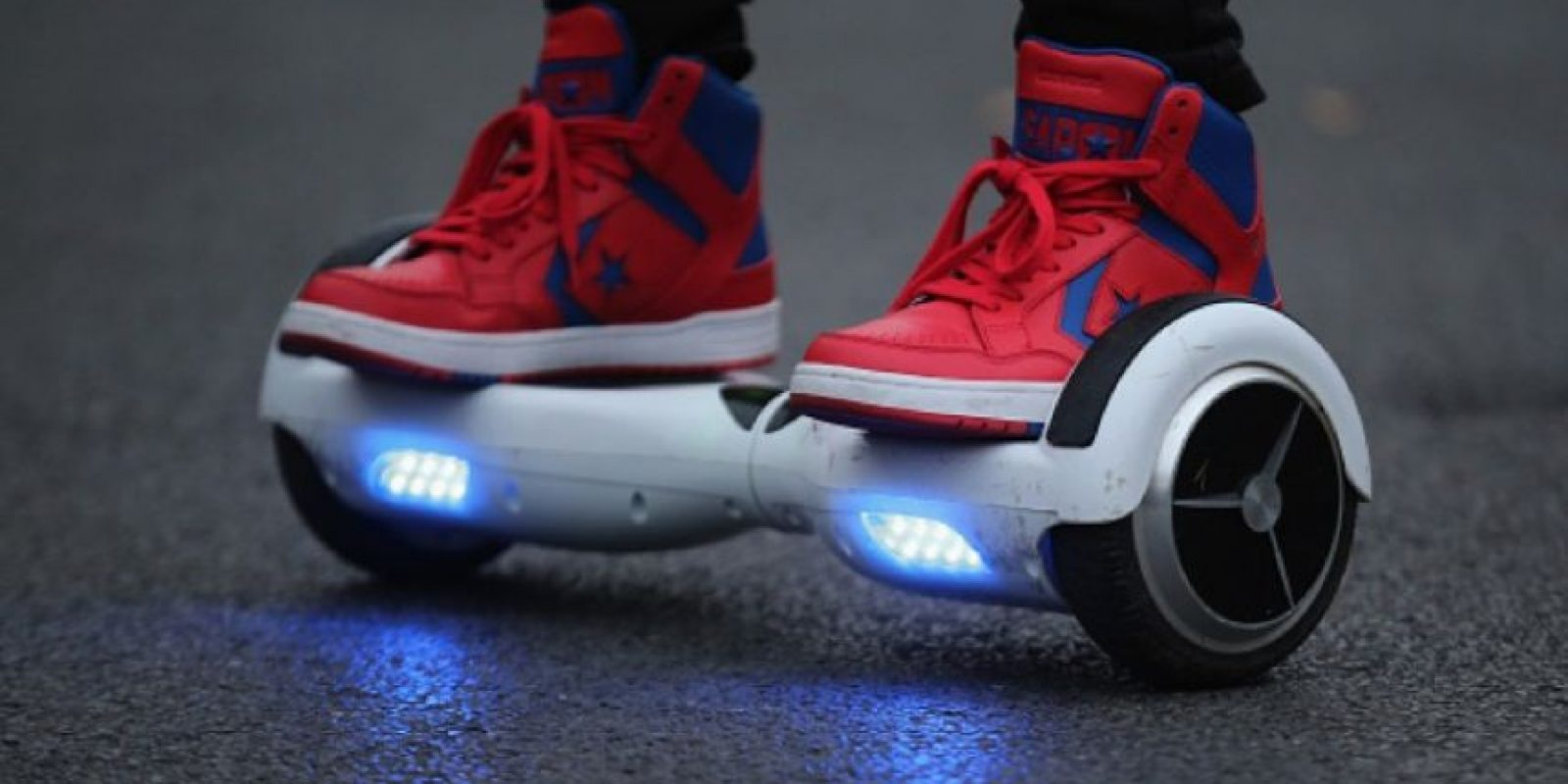 "¿Comprar o no una ""hoverboard""? Ese es el dilema. Foto: Getty Images"