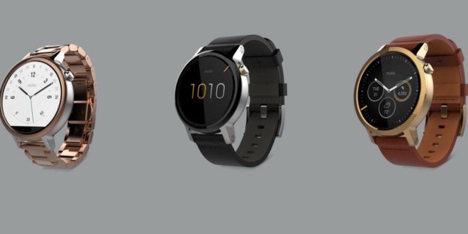 Disponible desde 299 dólares. Foto:Motorola