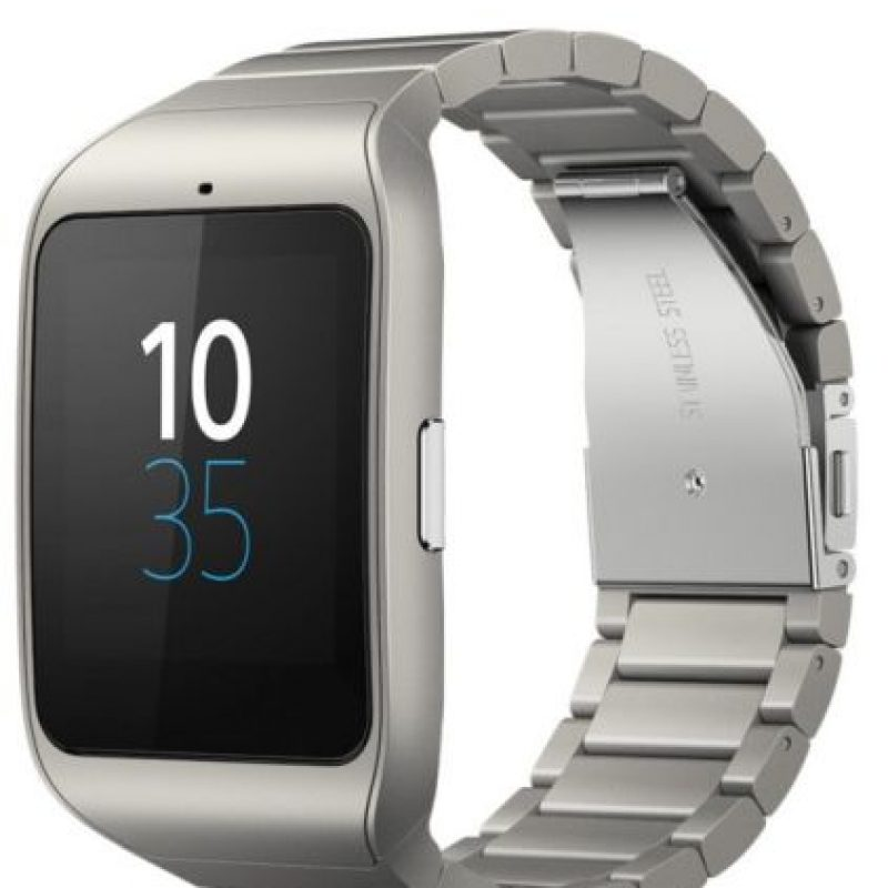 5- Sony SmartWatch 2. Foto: Sony