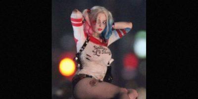 """Sin embargo, se enamora de la locura del """"Príncipe payaso del crimen"""" y entonces se convierte en """"Harley Quinn"""" Foto:Grosby Group"""