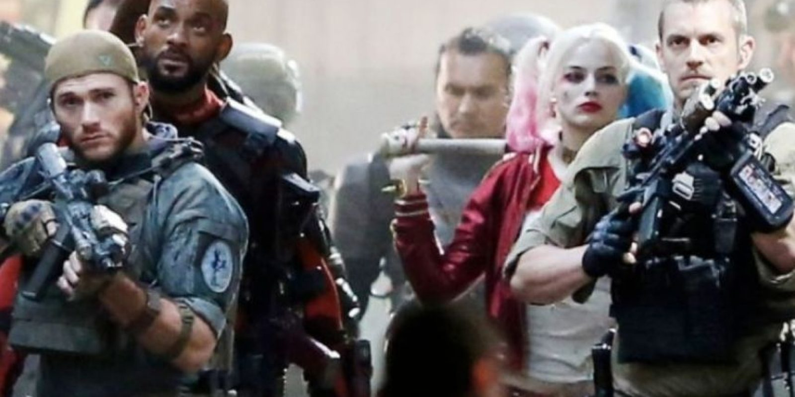 """La historia de origen de Harley Quinn relata que conoció al Joker mientras trabajaba como psiquiatra en el Asilo Arkham, donde """"Joker"""" era un paciente. Foto:Grosby Group"""