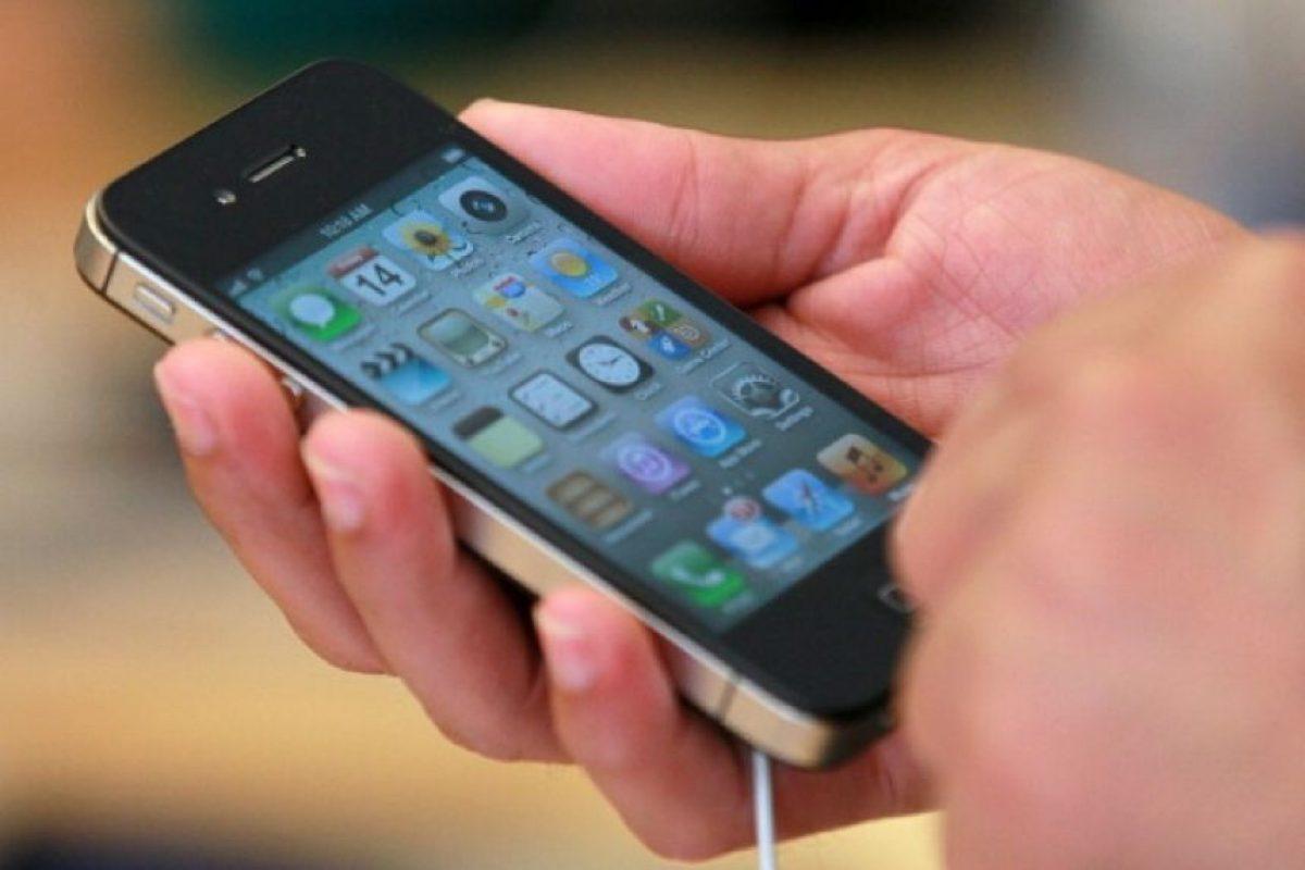 iPhone 4s se puso a la venta en 2011. Foto:Getty Images