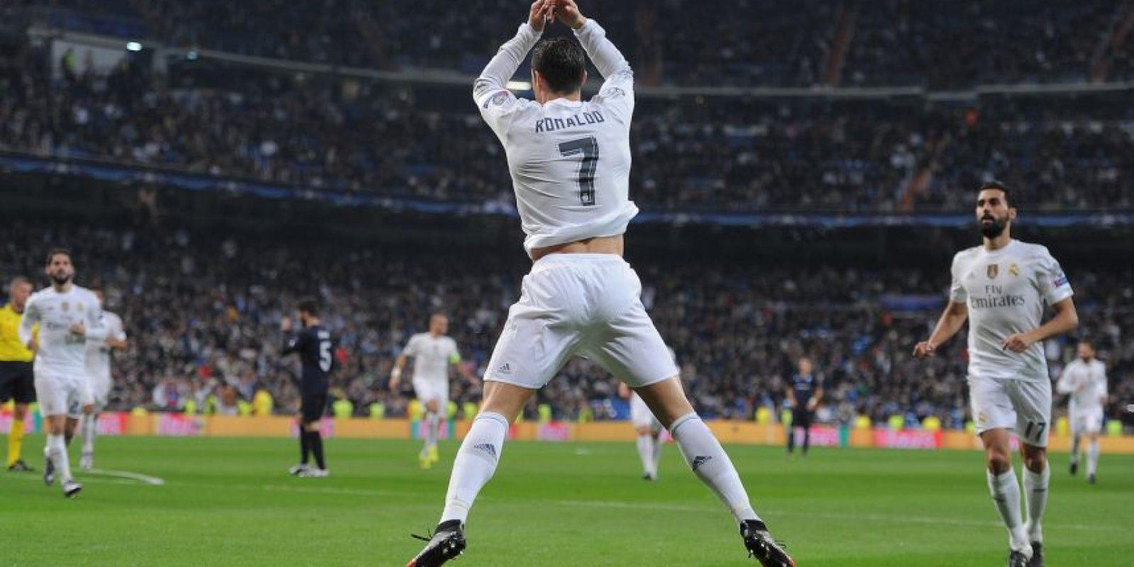 Ha ganado tres veces el Balón de Oro Foto:Getty Images
