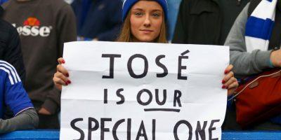 Mourinho dejó al Chelsea en el puesto 16 de la Premier League Foto:Getty Images