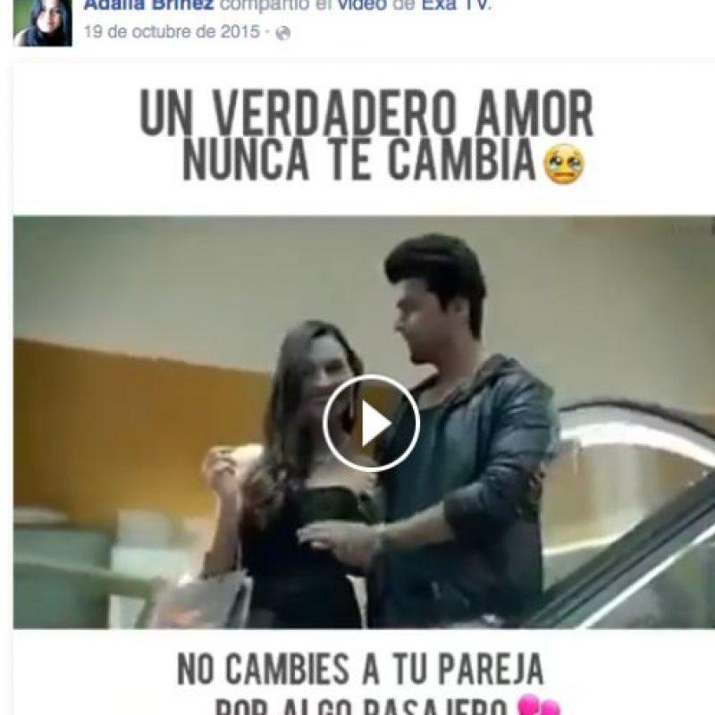 Foto:Facebook Adalia Briñez
