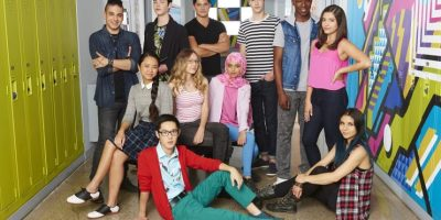 """Degrassi: Next Class"", temporada 1. Disponible a partir del 15 de enero. Foto: vía Netflix"