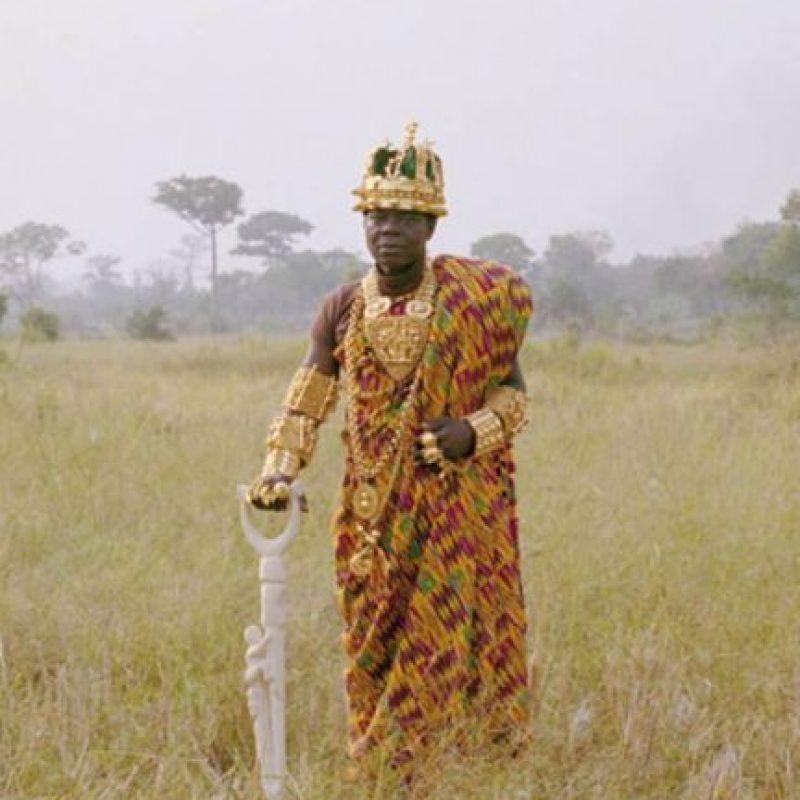 """Su puesto es conocido como Ngoryifia, que podría traducirse como """"Jefe de Desarrollo"""" Foto:Twitter"""