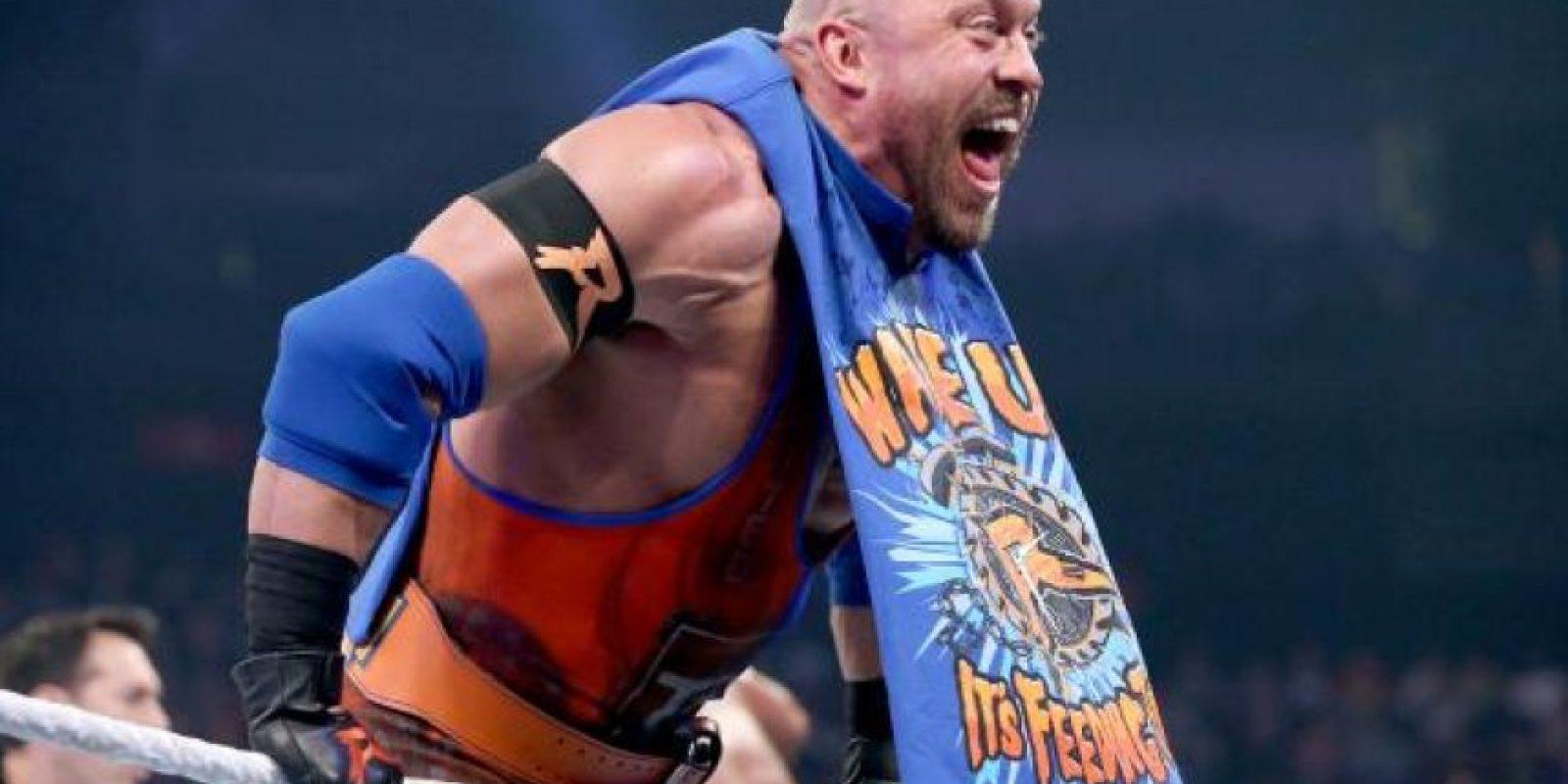 2. Ryback Foto:WWE