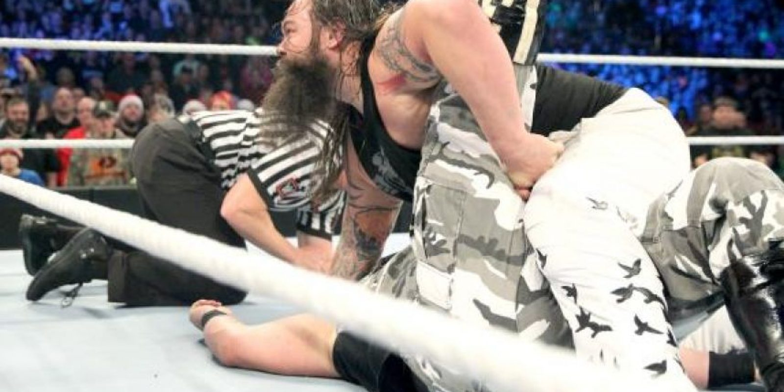 9. Bray Wyatt Foto:WWE