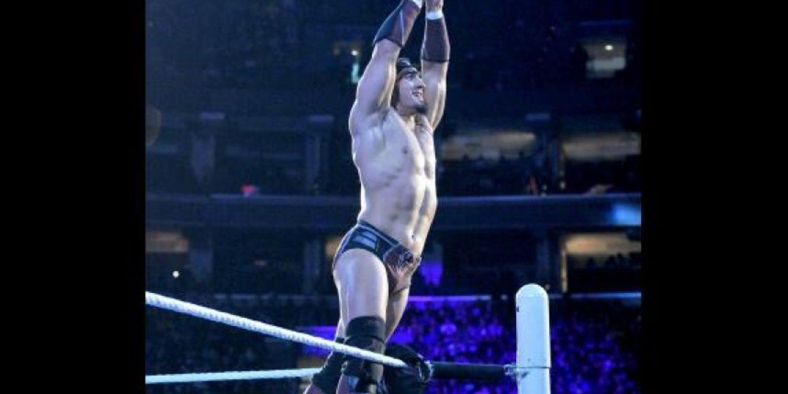4. Neville Foto:WWE