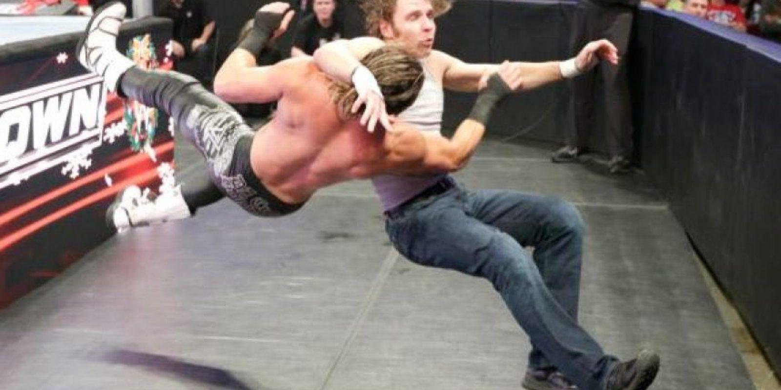 10. Dean Ambrose Foto:WWE