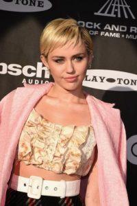 A partir de 2013, Cyrus sorprendió al mostrar un radical cambio en su vida, Foto:Getty Images