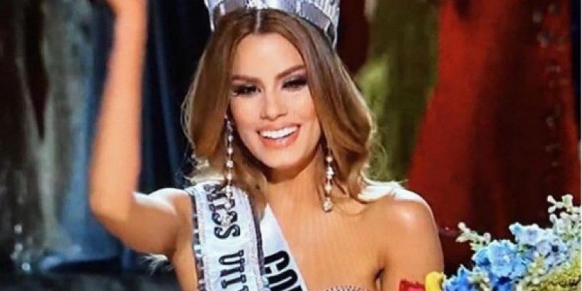 "Ariadna Gutiérrez: ""Soy la Miss Universe... Steve Harvey no se disculpó"""
