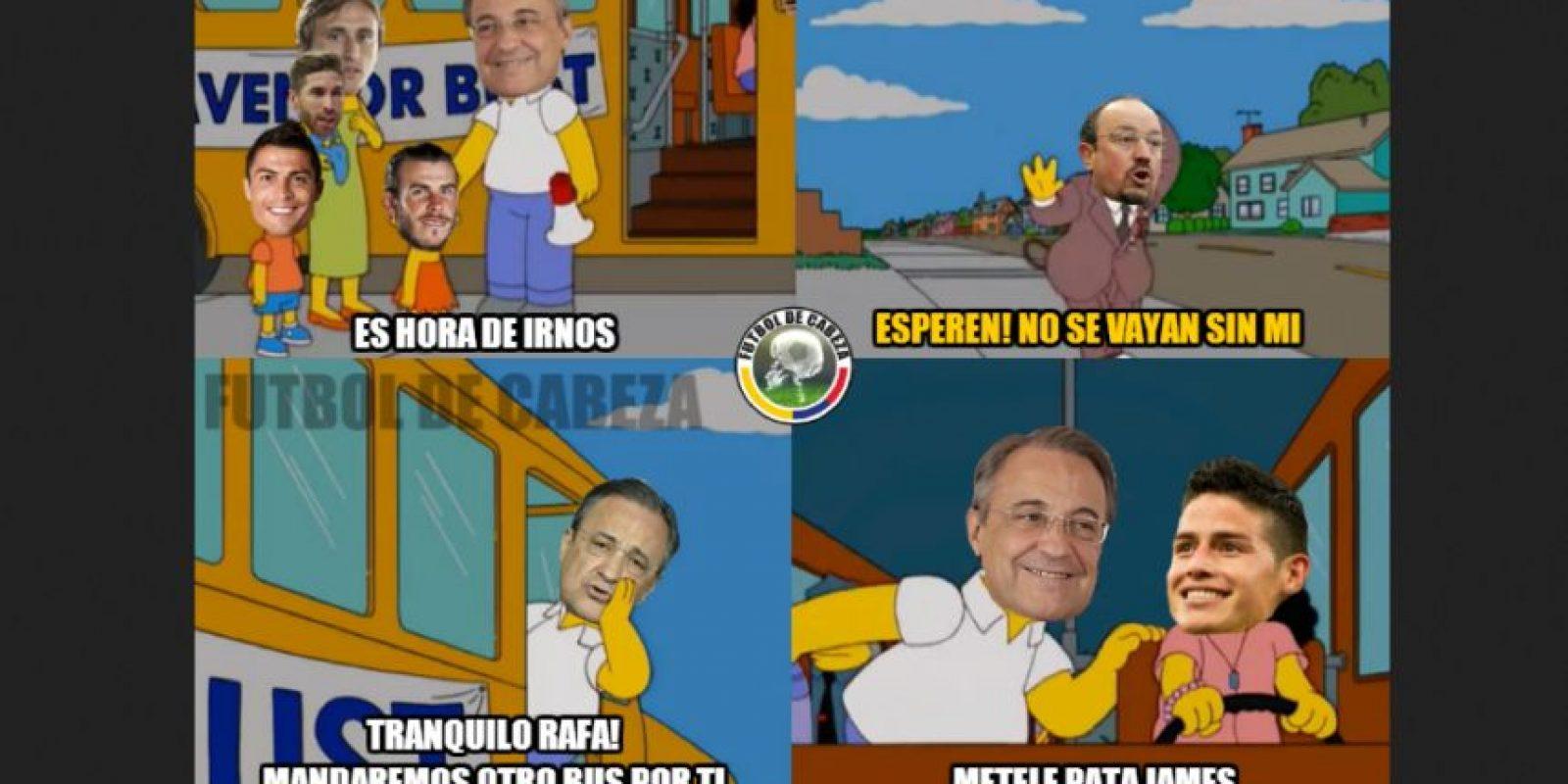 Foto:Tomado del Facebook Fútbol de Cabeza.