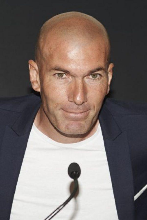 """""""Meteré todo el corazón que tengo para este club"""": Zidane Foto:Getty Images"""