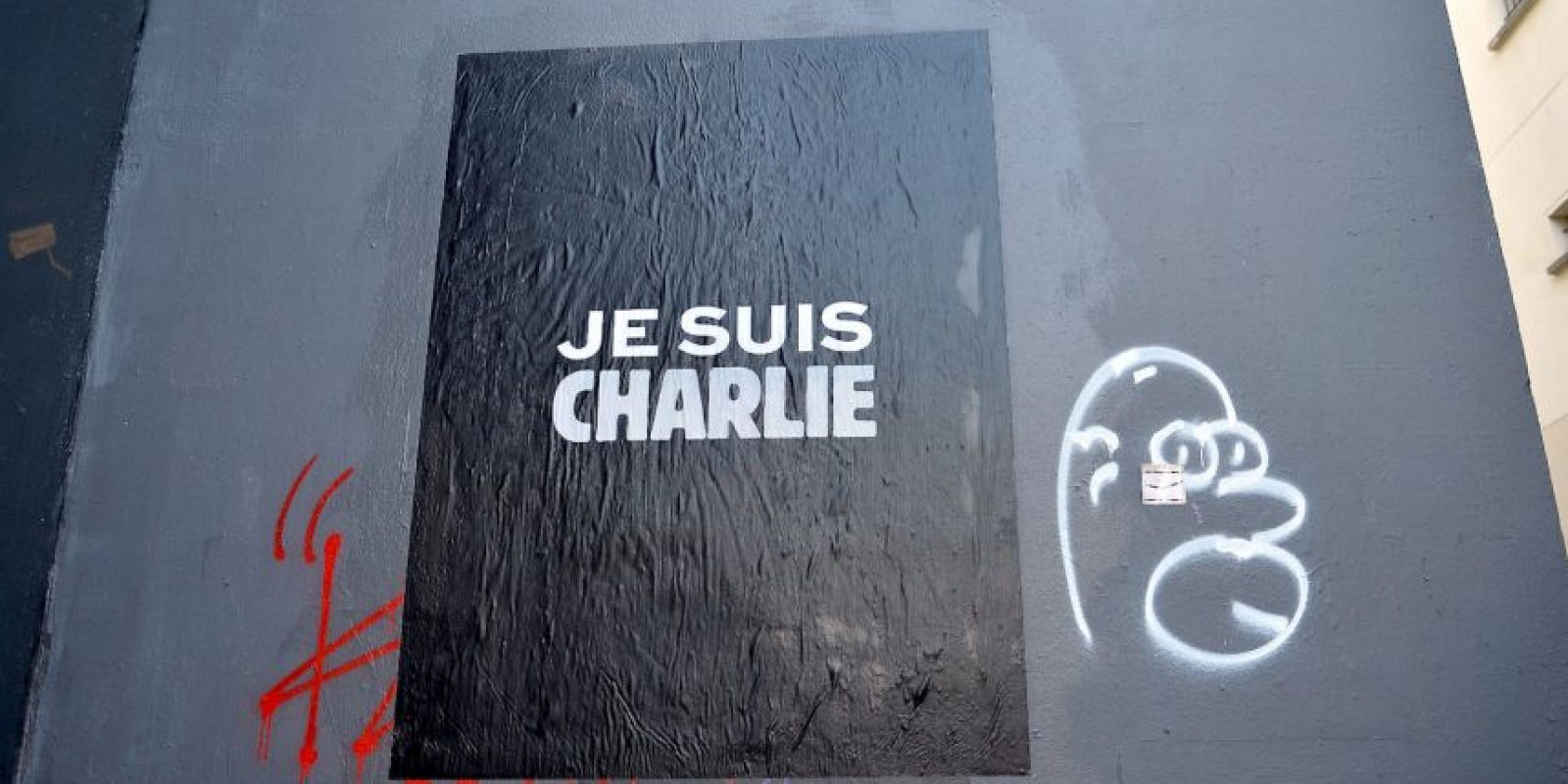 La frase utilizada en aquél momento fue #JeSuisCharlie. Foto:Getty Images