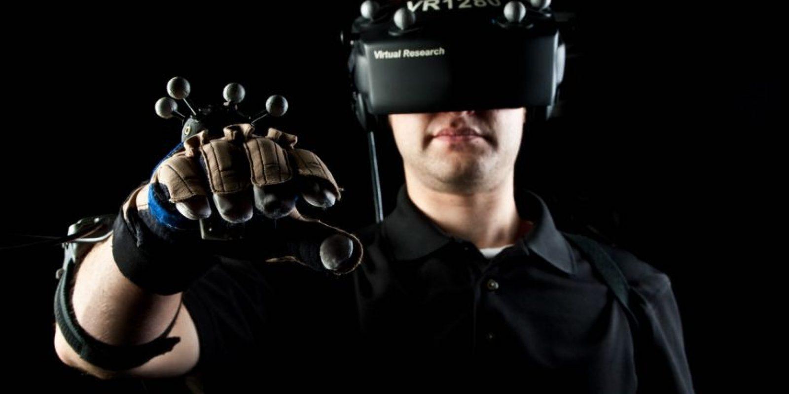 Realidad Virtual. Foto:Instagram