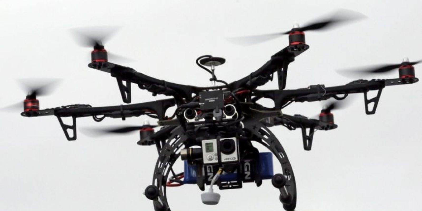 Drones. Foto:Instagram