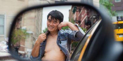 El cual se capturó en calles de Nueva York, Estados Unidos. Foto:Vía nyctaxicalendar.com