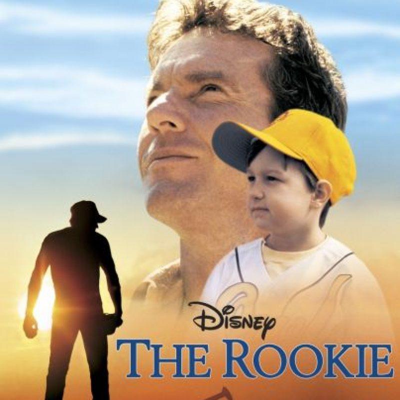 1. El Novato (The Rookie) Foto:Disney Pictures