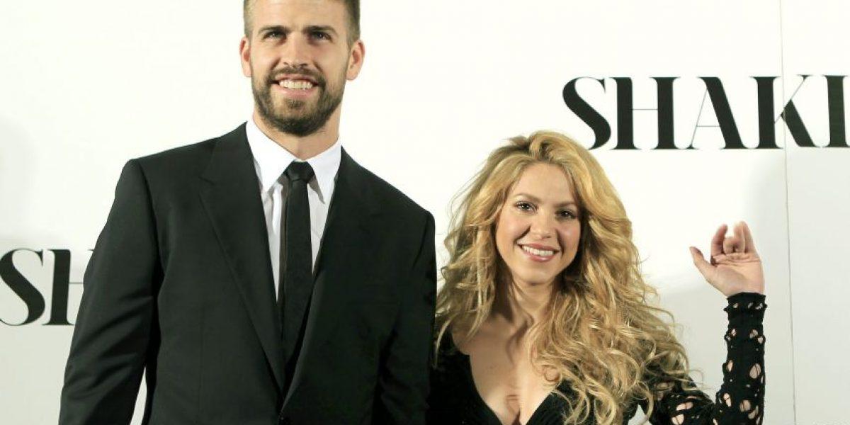 Las fotos de Shakira que molestan mucho a Piqué