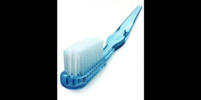 1. Un cepillo de dientes en promedio mide 17 cms (6 pulgadas) Foto:Wikimedia