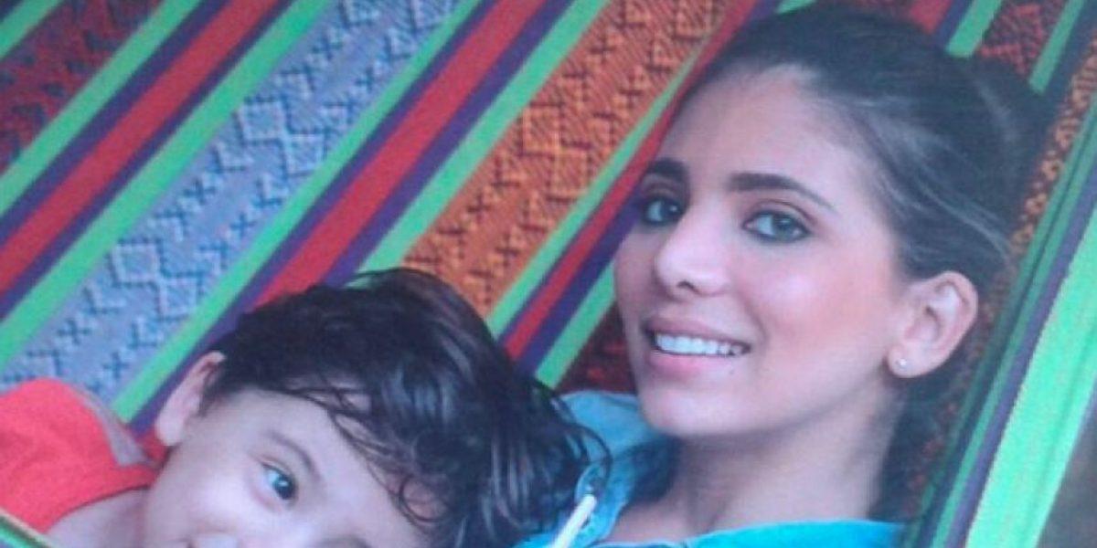 Hijo de presentadora de TV colombiana lucha por su vida