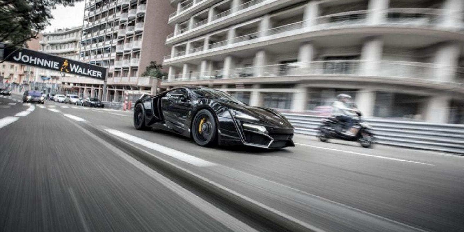 385 km/h (239 millas por hora). Foto:vía wmotors.ae