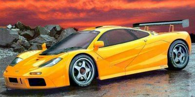 386 km/h (239 millas por hora). Foto:vía cars.mclaren.com