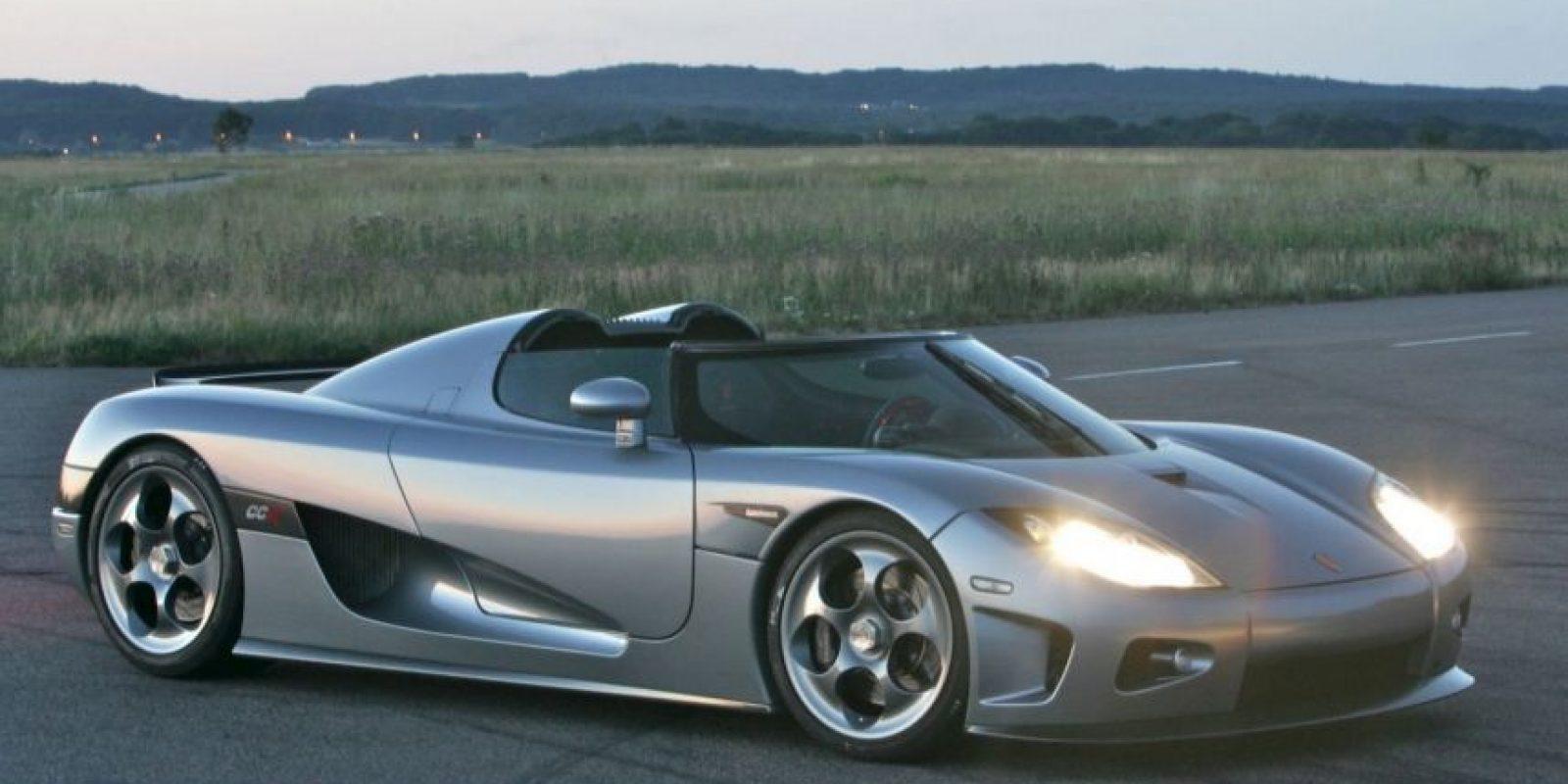 394 km/h (244 millas por hora). Foto:vía koenigsegg.com