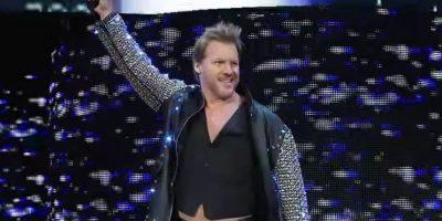 Chris Jericho es un luchador profesional que también es actor, presentador de televisión y cantante de rock. Foto:WWE