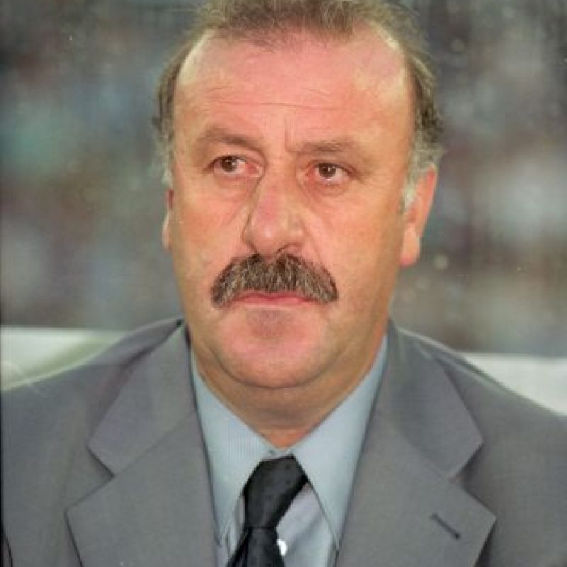 Vicente del Bosque (2000-2003) Foto: Getty Images