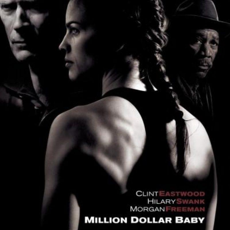 7. Golpes del Destino (Million Dollar Baby) Foto:Warner Bros